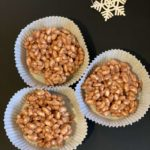 Risboller med melkesjokolade