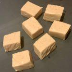 Fudge med vanilje