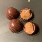 Sjokolade med kanelfudge